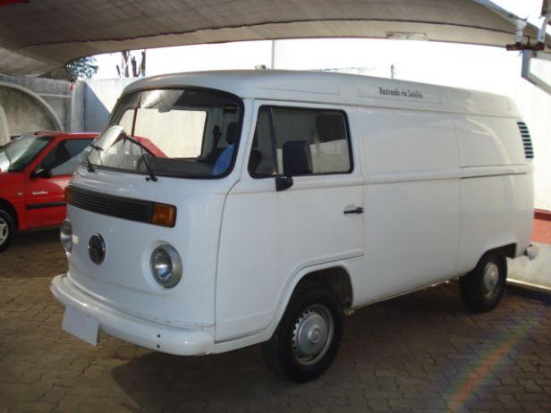 kombi branco 2004 - volkswagen